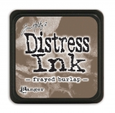 Tim Holtz distress ink mini - frayed burlap