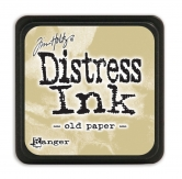 Tim Holtz distress ink mini - old paper