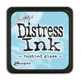 Tim Holtz distress ink mini - tumbled glass