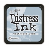Tim Holtz distress ink mini - weathered wood