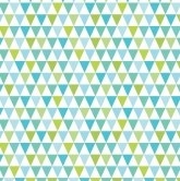 "Designpapier Kaisercraft pop! double-sided 12x12"" Bunting"