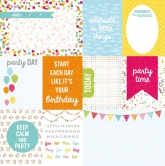 Designpapier Kaisercraft pop! double-sided 12x12
