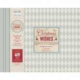 Scrapbook Album - Christmas Wishes 30,5x30,5