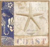 Scrapbook Album Beach Coast 30,5x30,5