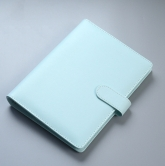 Planner Journal Binder A5 Blau - 6-Loch - ohne Inhalt