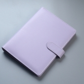 Planner Journal Binder A5 Lila - 6-Loch - ohne Inhalt