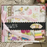 Kreatives Do-It-Yourself Fotoalbum Kit 10