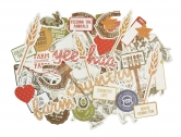 Kaisercraft Collectables Die Cuts Old Mac, 50 pcs