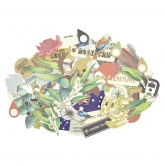 Kaisercraft Collectables Die Cuts Open Road, 53 pcs