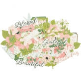 Kaisercraft Collectables Die Cuts Full Bloom, 40 pcs