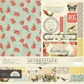 "Paper Set - Harmony Collection Kit 12"" x 12"""