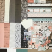Paper-Hobby Scrapbook-Kit