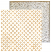 "Designpapier zweiseitig, Kaisercraft Bombay sunset double-sided 12x12"" silk"
