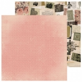 Designpapier zweiseitig, Kaisercraft Keepsake double-sided 30,5x30,5cm collage