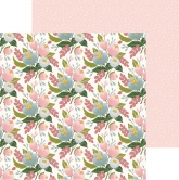 Kaisercraft Designpapier double-sided Full bloom - Florist