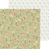 Kaisercraft Designpapier double-sided Full bloom - Blossoming