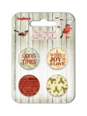 Set of embellishments No. 2 - That Special Time of Year