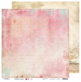 Designpapier - Studio Light scrap Memories of summer nr.01 - double-sided - 30,5x30,5cm