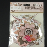 Cardstock Die Cuts - 25 pcs - Design 04