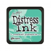 Tim Holtz distress ink mini - cracked pistachio