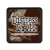 Tim Holtz distress ink mini - ground espresso