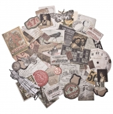 Tim Holtz ephemera pack thrift shop