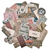 Tim Holtz ephemera pack expedition