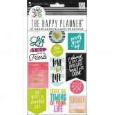 Me & My Big Ideas - Create 365 The Happy Planner - Sticker - Life Quotes