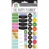 Me & My Big Ideas - Create 365 The Happy Planner - Sticker - School College
